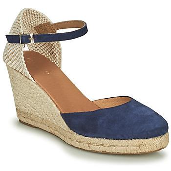 Παπούτσια Γυναίκα Σανδάλια / Πέδιλα Minelli RAYANA Marine / Beige