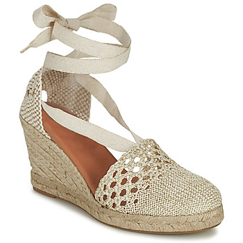 Παπούτσια Γυναίκα Σανδάλια / Πέδιλα Minelli TISSA Beige