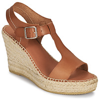 Παπούτσια Γυναίκα Σανδάλια / Πέδιλα Minelli LIZZIE Brown