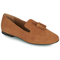 Παπούτσια Γυναίκα Μοκασσίνια Minelli VELICRI Brown