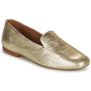 Παπούτσια Γυναίκα Μοκασσίνια Minelli METAPLATIN Gold
