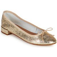 Παπούτσια Γυναίκα Μπαλαρίνες Minelli PLIVIA Gold