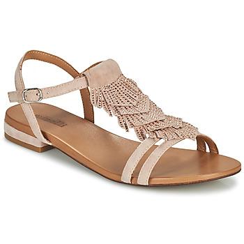 Παπούτσια Γυναίκα Σανδάλια / Πέδιλα Minelli ZAZIE Ροζ