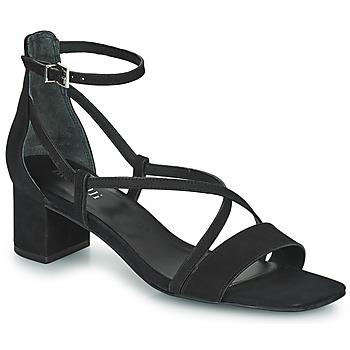 Παπούτσια Γυναίκα Σανδάλια / Πέδιλα Minelli HENRIETA Black