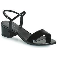 Παπούτσια Γυναίκα Σανδάλια / Πέδιλα Minelli HENRIA Black