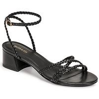 Παπούτσια Γυναίκα Σανδάλια / Πέδιλα Minelli HARIETTE Black