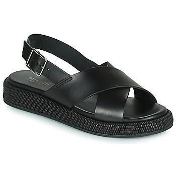 Παπούτσια Γυναίκα Σανδάλια / Πέδιλα Minelli HADDIA Black