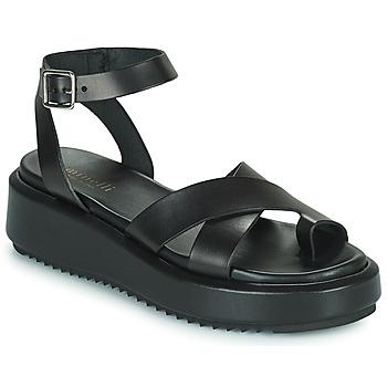 Παπούτσια Γυναίκα Σανδάλια / Πέδιλα Minelli HESSYA Black