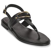 Παπούτσια Γυναίκα Σανδάλια / Πέδιλα Minelli LIZA Black