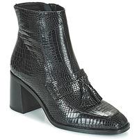 Παπούτσια Γυναίκα Μποτίνια Minelli ZYA Black