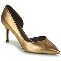 Παπούτσια Γυναίκα Γόβες Minelli GYLIANE Bronze