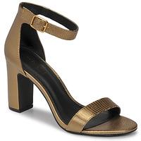 Παπούτσια Γυναίκα Σανδάλια / Πέδιλα Minelli CHELYE Bronze