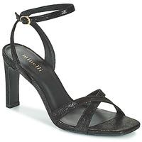 Παπούτσια Γυναίκα Σανδάλια / Πέδιλα Minelli THIPHANNIE Black