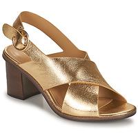 Παπούτσια Γυναίκα Σανδάλια / Πέδιλα Minelli THIVIYA Gold