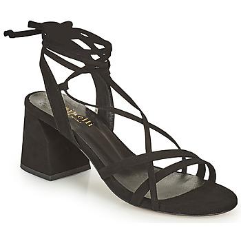 Παπούτσια Γυναίκα Σανδάλια / Πέδιλα Minelli TATIA Black