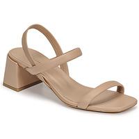 Παπούτσια Γυναίκα Σανδάλια / Πέδιλα Minelli TEILYE Beige