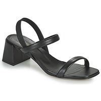 Παπούτσια Γυναίκα Σανδάλια / Πέδιλα Minelli NORMA Black