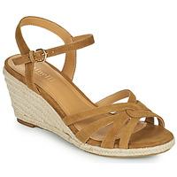Παπούτσια Γυναίκα Σανδάλια / Πέδιλα Minelli TERENSSE Brown