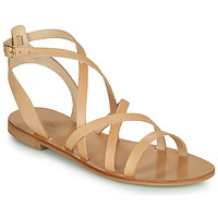 Παπούτσια Γυναίκα Σανδάλια / Πέδιλα Minelli HOULLY Beige