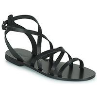 Παπούτσια Γυναίκα Σανδάλια / Πέδιλα Minelli HOULLY Black