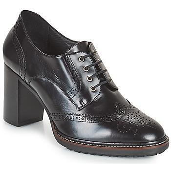 Παπούτσια Γυναίκα Χαμηλές Μπότες Minelli THOMINE Black