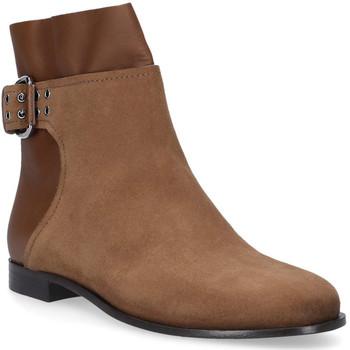 Παπούτσια Γυναίκα Μπότες Jimmy Choo MAJOR FLAT Marrone chiaro