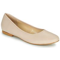 Παπούτσια Γυναίκα Μπαλαρίνες So Size JARALUBE Beige