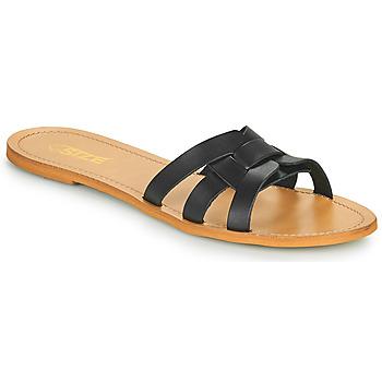 Παπούτσια Γυναίκα Τσόκαρα So Size MELINDA Black