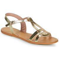 Παπούτσια Γυναίκα Σανδάλια / Πέδιλα So Size DURAN Gold