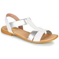 Παπούτσια Γυναίκα Σανδάλια / Πέδιλα So Size OOLETTE Brown