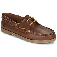 Παπούτσια Άνδρας Boat shoes So Size MALIK Tan