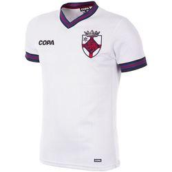 Υφασμάτινα Άνδρας T-shirt με κοντά μανίκια Copa Football Maillot Copa Angleterre blanc