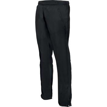 Υφασμάτινα Άνδρας Φόρμες Proact Pantalon de survêtement ajustée noir