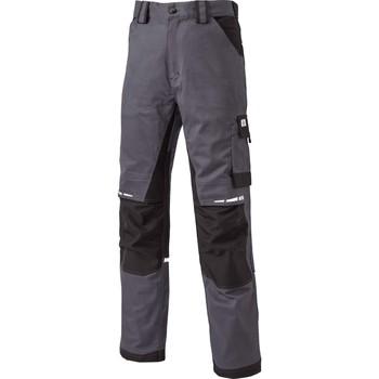 Υφασμάτινα παντελόνι παραλλαγής Dickies Pantalon  Gdt Premium gris/noir