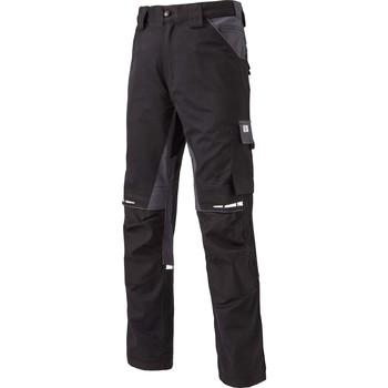 Υφασμάτινα παντελόνι παραλλαγής Dickies Pantalon  Gdt Premium noir/gris