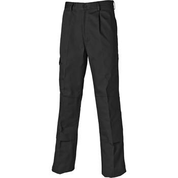 Υφασμάτινα Άνδρας παντελόνι παραλλαγής Dickies Pantalon  Redhawk Super noir