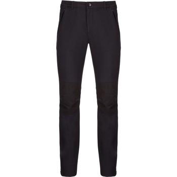 Υφασμάτινα Άνδρας Παντελόνια Chino/Carrot Proact Pantalon léger noir
