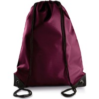 Τσάντες Αθλητικές τσάντες Kimood Sac à dos rouge