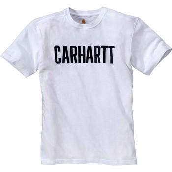 T-shirt με κοντά μανίκια Carhartt T-shirt Block