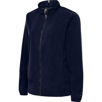 Υφασμάτινα Γυναίκα Fleece Hummel Veste femme  full zip North Fleece bleu foncé