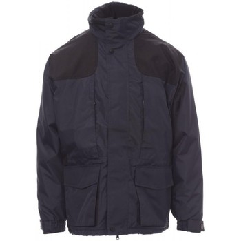 Υφασμάτινα Άνδρας Μπουφάν Payper Wear Veste Payper Ski bleu marine/noir