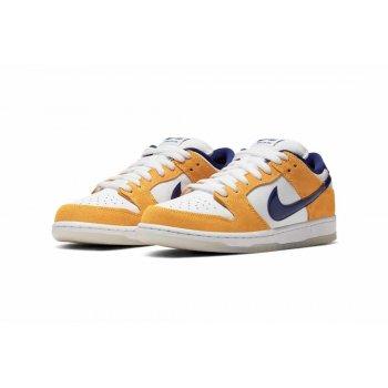 Παπούτσια Χαμηλά Sneakers Nike Air Force 1 high x Comme des Garçons White/Regency Purple-Laser Orange