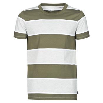 Υφασμάτινα Άνδρας T-shirt με κοντά μανίκια Esprit T-SHIRTS Kaki