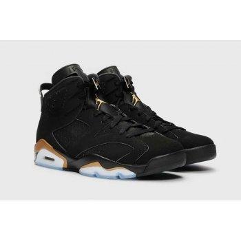 Παπούτσια Ψηλά Sneakers Nike Air Jordan 6 DMP Black / Metallic Gold