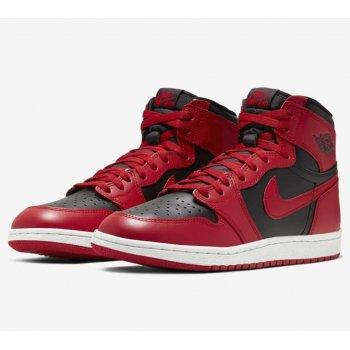 Παπούτσια Ψηλά Sneakers Nike Air Jordan 1 Varsity Red Varsity Red/Black-Varsity Red