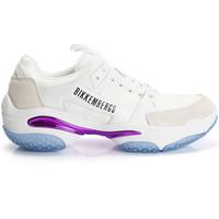 Παπούτσια Άνδρας Χαμηλά Sneakers Bikkembergs  Άσπρο