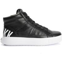 Παπούτσια Γυναίκα Ψηλά Sneakers Bikkembergs  Black