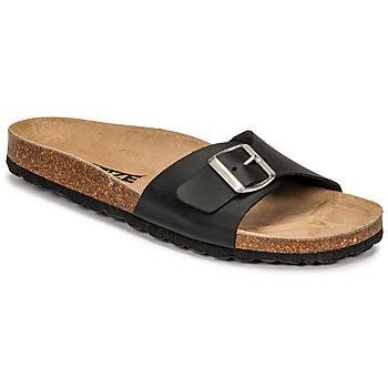 Παπούτσια Γυναίκα Τσόκαρα So Size OLOHA Black