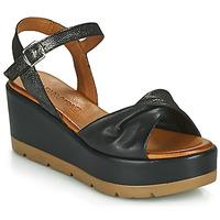Παπούτσια Γυναίκα Σανδάλια / Πέδιλα Café Noir HOLISTA Black