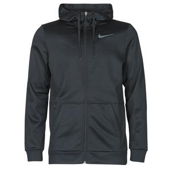 Υφασμάτινα Άνδρας Φούτερ Nike TF HD FZ Black / Grey